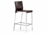 Counter Bar Stool - Boxter Counter Stool - Zuo Modern - 109111