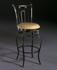 Counter Bar Stool - Camelot II Swivel Counter Stool - 4356-824