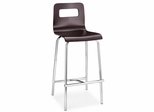 Counter Bar Stool - Escape Counter Stool (Set of 2) - Zuo Modern - 301224