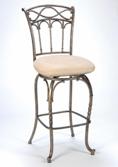 Counter Bar Stool - Kendall Counter Stool with Memory Swivel - Hillsdale Furniture - 4708-827