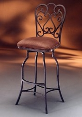 Counter Bar Stool - Magnolia Swivel Counter Seat Height Barstool - Pastel - MA-219-26
