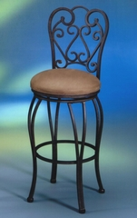 Counter Bar Stool - Magnolia Swivel Counter Seat Height Barstool - Pastel - MA-222-26