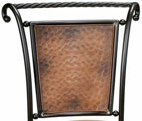 Bar Stool - Milan Bar Stool - Hillsdale Furniture - 4527-831