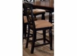 Counter Bar Stool - Northern Heights Non-Swivel Counter Stools (Set of 2) - Hillsdale Furniture - 4439-822