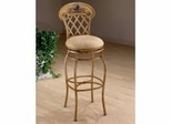 Counter Bar Stool - Rooster Swivel Counter Stool - 41344