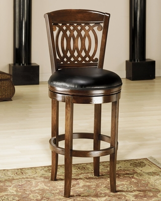 Counter Bar Stool - Vienna Swivel Counter Stool - 60955