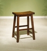 "Counter Stool - ""Honey Brown"" - Powell Furniture - 455-430"