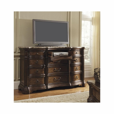 Courtland 12 Drawer Dresser - Pulaski