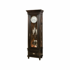 Crawford Grandfather Clock by Ty Pennington - Howard Miller