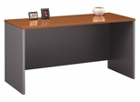 "Credenza 60"" - Series C Auburn Maple Collection - Bush Office Furniture - WC48561"
