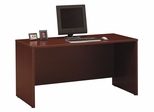 "Credenza 60"" - Series C Mahogany Collection - Bush Office Furniture - WC36761"