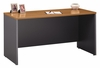 "Credenza 60"" - Series C Natural Cherry Collection - Bush Office Furniture - WC72461"