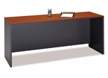 "Credenza 72"" - Series C Auburn Maple Collection - Bush Office Furniture - WC48526"