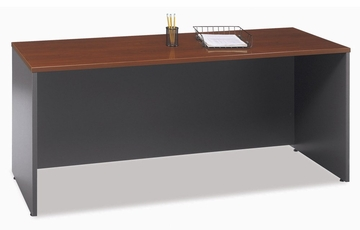"Credenza 72"" - Series C Hansen Cherry Collection - Bush Office Furniture - WC24426"