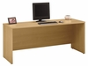 "Credenza 72"" - Series C Light Oak Collection - Bush Office Furniture - WC60326"