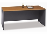 "Credenza 72"" - Series C Natural Cherry Collection - Bush Office Furniture - WC72426"