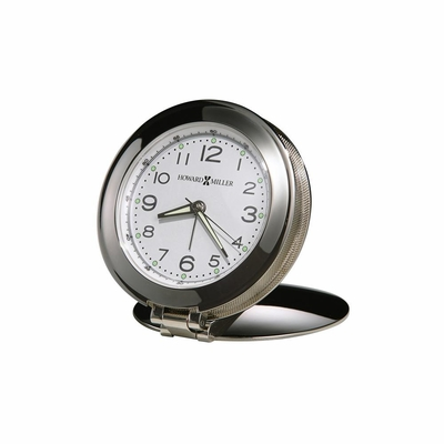 Crescendo Folding Travel Alarm Clock - Howard Miller