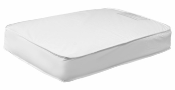 Crescent 50 Coil Mini Crib Mattress - DaVinci Furniture - M5344C