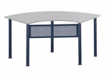 Crescent Table in Folkstone - Mayline Office Furniture - 2448CE