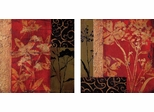 Crimson Petals 2 Piece Wall Art - 960547