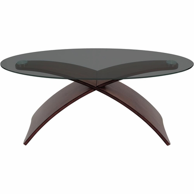 Criss Cross Coffee Table - Lumisource