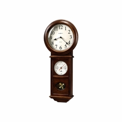 Crowley Chiming Wall Clock - Howard Miller