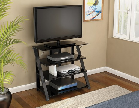 Cruise Highboy TV Stand- Z-Line Designs - ZL583-36SU