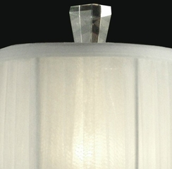 Crystal Accent Lamp - Dale Tiffany - GA80248