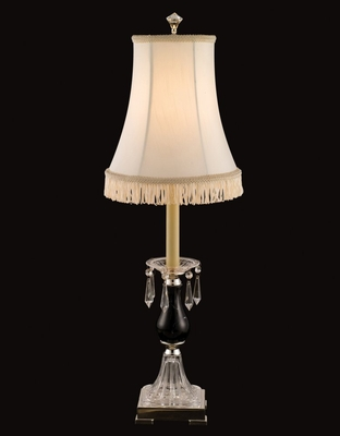 Crystal Accent Lamp - Dale Tiffany - GA80511