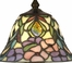 Crystal Peony Accent Lamp - Dale Tiffany - TA90215