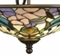 Crystal Peony Fixture - Dale Tiffany - TH90224