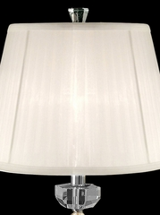 Crystal Table Lamp - Dale Tiffany - GT80240