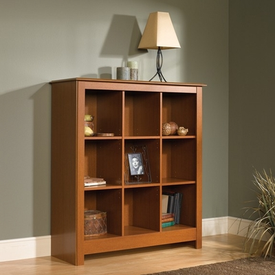 Cubbyhole Storage Organizer Mission Cherry - Sauder Furniture - 401219