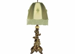 Cupid Celadon Table Lamp - Dale Tiffany
