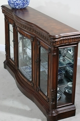 Curio Console Buffet - Classica - Ultimate Accents - 68228CO