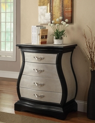 Curvy Cabinet with 4 Drawers - 950226