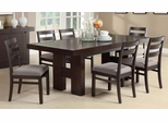 Dabny 7 Piece Rectangular Dining Table Set  - 103101