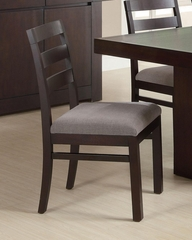 Dabny Ladder Back Dining Chair - Set of 2 - 103102