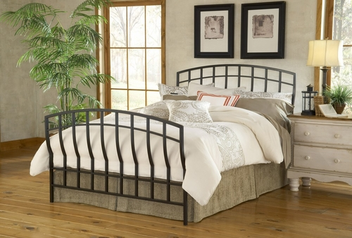 Dakota Twin Size Bed - Hillsdale Furniture - 1548BTWR