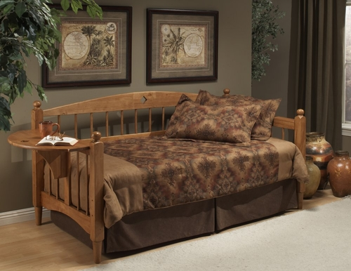 Dalton Daybed with Roll-Out Trundle - Hillsdale Furniture - 1393DBLHTR