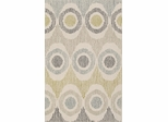 Dalyn Ambiance Wool Area Rug in Linen - AB243