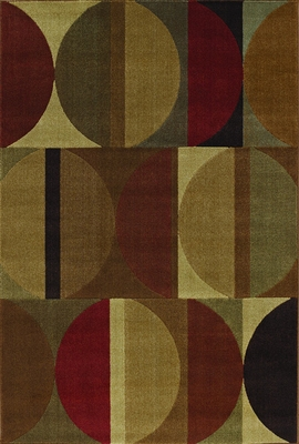 Dalyn Capri Multi Color Area Rug - CA535