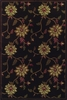 Dalyn Capri Sable Floral Area Rug - CA8020
