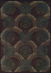 Dalyn Capri Sable Woven Area Rug - CA62