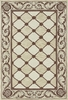 Dalyn Galleria Ivory Tufted Area Rug - GL11IV