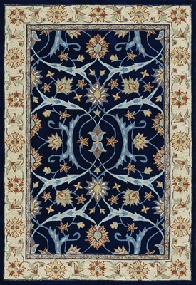 Dalyn Galleria Navy Tufted Area Rug - GL12NA