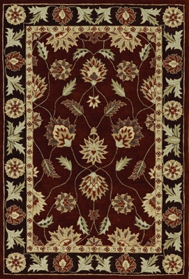 Dalyn Galleria Traditional Area Rug in Copper - GL6CO