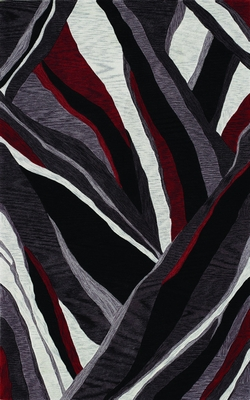 Dalyn Studio Black Area Rug - SD16BK
