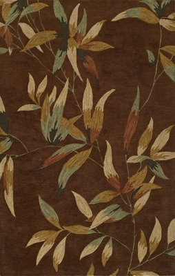 Dalyn Studio Contemporary Caramel Area Rug - SD4CA