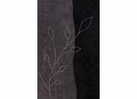 Dalyn Studio Rectangular Tufted Area Rug in Black - SD309BK
